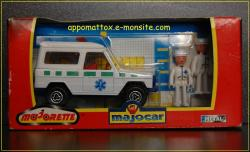 Majocar ambulance