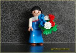 Playmobil bleu blanc rouge 2